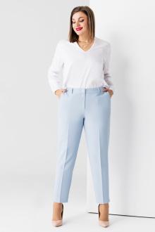брюки Панда 13460z голубой