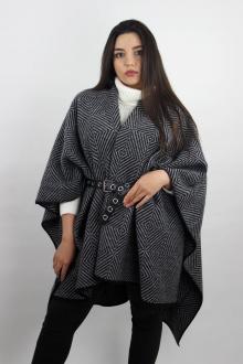 пончо Полесье С2575-21 1С8704-Д43 158,164 черный