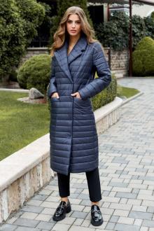 пальто AYZE 2311 синий