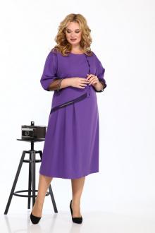 платье Karina deLux М-9932 фиолетовый