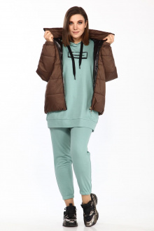 куртка Lady Secret 6302 шоколад