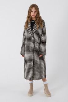 пальто PiRS 3370 гусиная_лапка