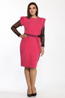 платье Lady Secret 3581 малиновый