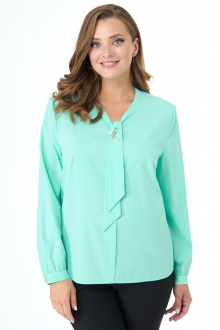 блуза ELITE MODA 5215 мята