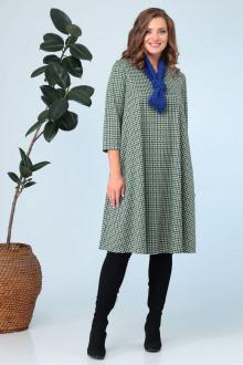 Anastasia 704+шарфик зеленый