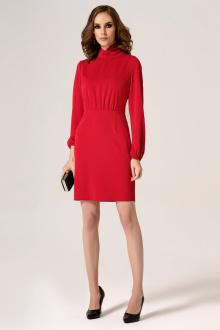 платье Панда 27180z красный