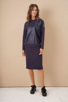 джемпер,  юбка Fantazia Mod 3807