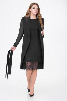 кардиган,  платье Bonna Image 383 черный