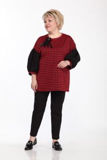 блуза Djerza 080 красный