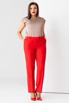 брюки Панда 13360z красный