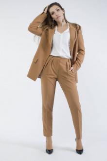 брюки,  жакет Effect-Style 803 рыжий