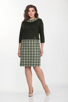 платье Lady Style Classic 1447/1 хаки