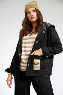 куртка AVE RARA 1022 черный