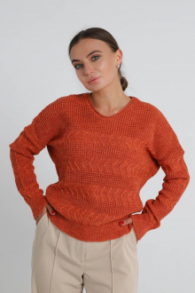 джемпер Romgil ТЗ306 оранжевый