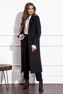 пальто Nova Line 10221 черный