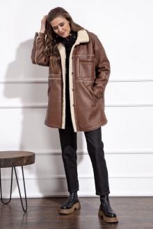куртка Nova Line 10269 коричневый