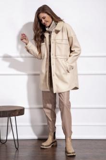 куртка Nova Line 10269 сливочный
