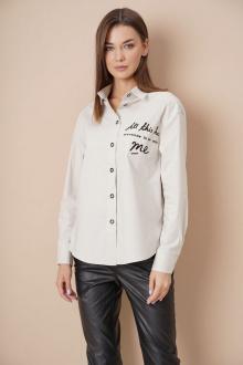 рубашка Fantazia Mod 3977 беж