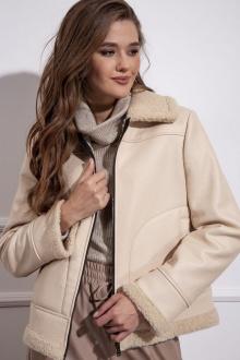куртка Nova Line 10270 сливочный