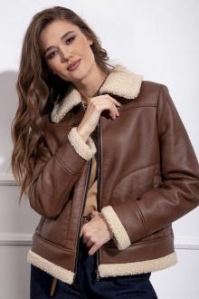 куртка Nova Line 10270 коричневый