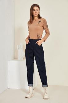 брюки Butеr 2087 темно_синий