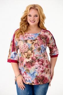 блуза Anelli 381 розы