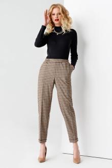 брюки Панда 69263z коричневый