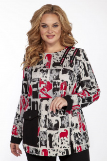 блуза Emilia Style 2098