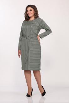 платье Lady Style Classic 2146/2 хаки