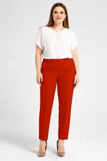 брюки Панда 13460z красный