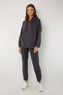 брюки, худи Kivviwear 4015-4040 графит