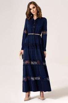 платье Панда 26980z синий