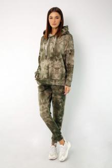 брюки, худи Kivviwear 4047-4049 пятнистый_хаки