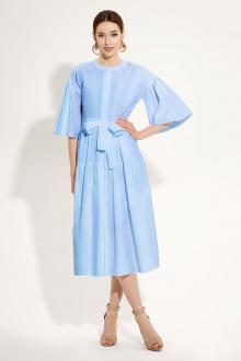 платье Prio 721480 голубой