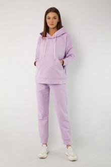худи Kivviwear 4015 светло-лиловый