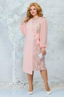 платье Ninele 2299 пудра