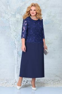 платье Ninele 2306 синий