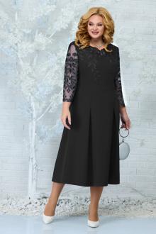 платье Ninele 5847 черный