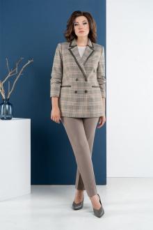 брюки,  блуза,  жакет Elady 3947