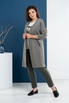 кардиган,  брюки,  блуза Elady 3955А