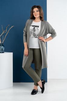 кардиган,  брюки,  блуза Elady 3955А-1