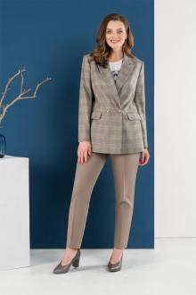 брюки,  блуза,  жакет Elady 3986