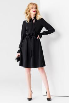 платье Панда 24780z черный