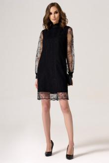 платье Панда 26480z черный