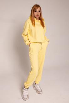 брюки,  свитшот Faldas ФС-22.164 жёлтый