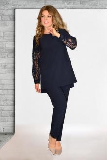 блуза,  брюки Needle Ревертекс 479/4
