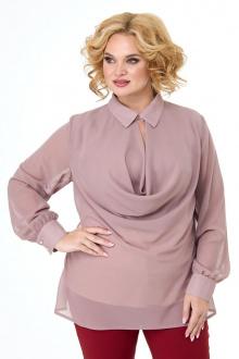 блуза,  топ Anelli 1087 бежевый