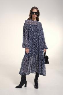 платье MilMil 1032-21BL Бордо
