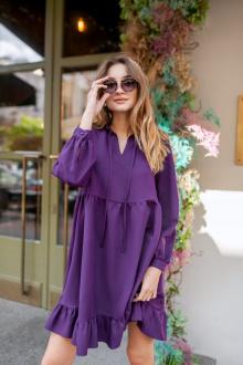 платье KRASA 280-21 фиолетовый
