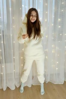 худи Lady Smile 01_1б молочный